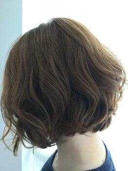 グラン ヘアー(GRAN HAIR)の写真/こだわりのカット技術でオシャレを楽しめるスタイルをご提案します♪朝のスタイリングも簡単に☆
