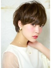 アズーア ヘアーアンドスパ(azure hair&spa)カットで決まる 大人気ショートボブ 担当 森【横浜駅】