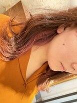 グランドライン(GRAND LINE)[GRAND LINE 若宮 宣弘] ピンクバイオレットイヤリングカラー
