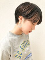 ミィー(mee.)【mee.】イシガミ ココアブラウン大人かわいいヘア