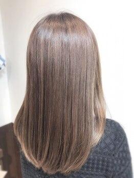 シエル ヘアデザイン 松戸(CIEL HAIR DESIGN)の写真/大人気N.トリートメントなら悩んでいたダメージ毛も指通りなめらか♪仕上がりの違いにきっと驚くはず!