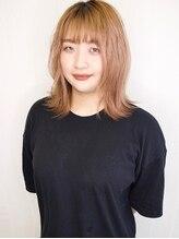 ソース ヘア アトリエ 京橋(Source hair atelier)難波 あいこ