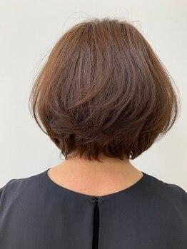 ヒラノ フレスポ築館店(HIRANO)の写真/あなたの髪のお悩み、なりたいスタイルしっかり聞きます!キレイのお手伝いさせて頂きます!!