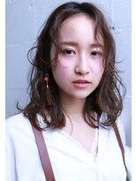 バッテリー ヘアアンドメイク 塚口店(Battery hair&make)ナチュラルヘア