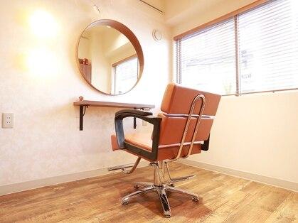 ヘアメイク ナル(hair make nalu)の写真