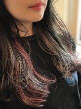 ヘアー グロー ルビィ(Hair glow rubi)インナーメッシュ