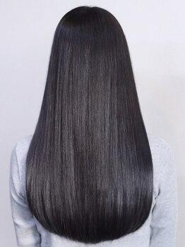 ヘアエステサロン グロス(HAIR ESTHE SALON GROSS)の写真/髪質改善トリートメントで髪を内側からキレイに☆髪質やダメージでお悩みの方もGROSSで解決♪