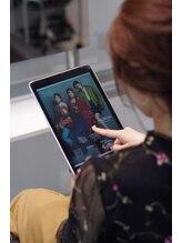 【フリーWi-Fi、ひとりひとり専用のPad完備】嬉しいフリーWi-Fiとあなた専用のiPadでお好きな時間を☆