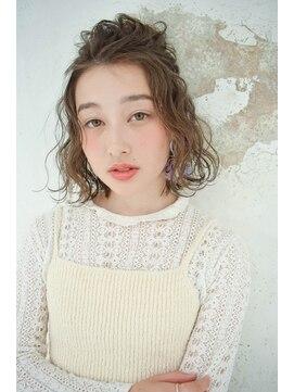 モードケイズ 富田リアン店(MODE K's)オシャレウェーブアッシュ