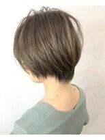 ソース ヘア アトリエ 京橋(Source hair atelier)【SOURCE】質感ショート