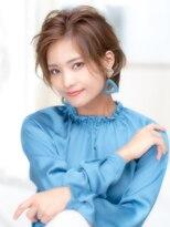 【VIALA 自由が丘】ひし形×ハンサムショート