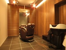 ヘアーサロン ロッタ(hair salon lotta)の雰囲気(静かな広々個室でゆったりと施術が受けられます【大通/大通駅】)