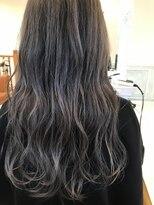 ヘアーサロン リアン 熊谷2号店(hair salon Rien)ブリーチグレージュ