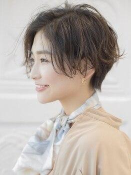 """マーゴ(MARGAUX by GARDEN)の写真/『MARGAUX』の""""自分史上1番可愛い""""をカタチにする日本TOPクラスのカット技術をあなたも体感してみて♪"""