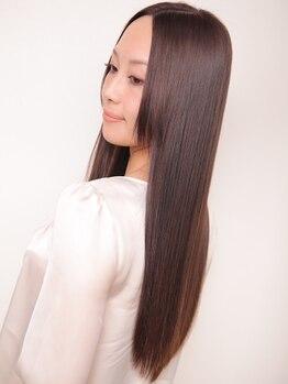 エタニティ 弥刀店(eternity)の写真/ダメージケアに拘るサロン【エタニティ】オーガニック商材を取り揃え、貴女の地肌と髪の健康を保ちます☆
