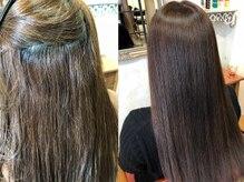 リタへアーズ(RITA Hairs)の雰囲気(大きなうねり膨らみ広がりを、髪質に合わせた薬剤でツヤサラに)
