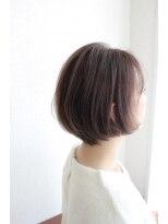 ジップヘアー(ZipHair)Zip Hair ★ショート×ほんのりバイオレット★