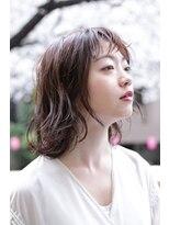 コマ(coma)【coma中野】大人かわいい外ハネ無造作カール