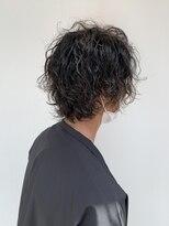 ヘアー アイス カンナ(HAIR ICI Canna)柔らかい動きの出るツイストスパイラルパーマ