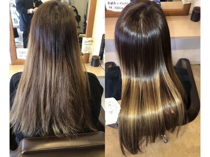 Hair Garden Escort 【ヘアーガーデンエスコート】