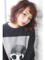 ログヘアー 大塚北口店(L.O.G hair)Pink hairstyle【大塚/池袋/新大塚】