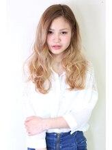 ハーツヘアーズ 沼田店(HEARTS hair's)外国人風☆カーリーロング