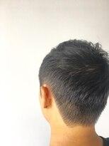 ヘアサロン レア(hair salon lea)【LEA赤羽 山本】ナチュラルソフトモヒカン