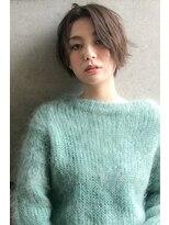 ノラジャーニー(NORA Journey)【NORA Journey】阿形☆前髪長めの色っぽショート