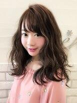 ヘアーグランデシーク(Hair Grande Seeek)ナチュラル艶髪Pink brown♪