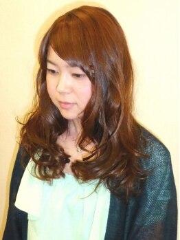 美容室 サクラ(sakura)の写真/1人1人髪質にあったケアを♪Treatmentの進化を求めるメーカだから出来る納得の仕上がり★