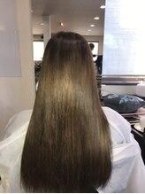リーフ(Leaf)髪質改善・サラ艶髪