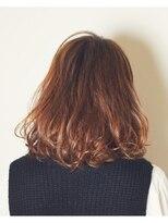 エトネ ヘアーサロン 仙台駅前(eTONe hair salon)【eTONe】ミディアム×伸ばしかけ×ふわゆる