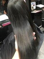 ルーチェ ヘアーデザイン(Luce Hair design)暗いけど透明感!欲張り女子必見カラー♪カラーリスト 佐藤真樹