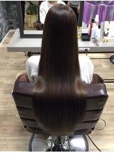 ブルーフィンシセロ(Blue Fin cicero)【クリニックサロン】髪質改善カラートリートメント