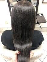 コレットヘア(Colette hair)毛先までしっかり収めます
