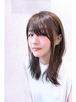 ★hair LOGiA★抜け感ワンカールレイヤー イルミナ オーシャン