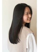 素髪美人に憧れる大人女性のための上質ケア【髪質改善トリートメント】でもっとしなやかに*