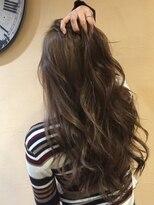 ヘアーラボ アッシュ(Hair Labo ASH)HairlaboASH☆イルミナカラー透明感ブラウンベージュ