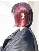 モッズヘア 仙台PARCO店(mod's hair)ボブとインナーカラー