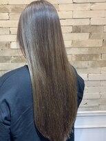 ヘアドレス レイ(Hair dress Lei)LONG × highlight