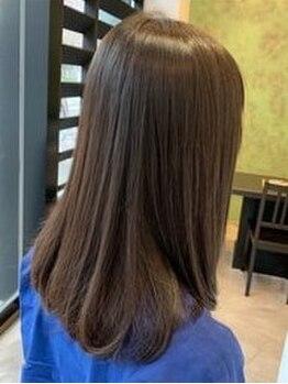 ジャガラ 千葉駅北口店(JAGARA)の写真/収まりのいい髪に導くカットが大好評!あなたの魅力を引き出す仕上がりで、自分の髪が好きになる♪【千葉】