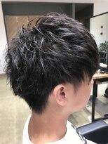 ケーオーエス(KOS beauty hair, nail & eyelash)束感ショート