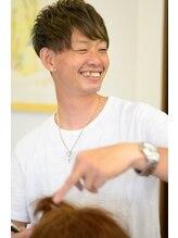 ヘアーメイク アンズ(Hair Make Anzu)丸山 敦嗣