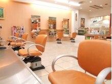 トップヘア 三田キッピーモール店(TOP HAIR)の雰囲気(お買い物帰りに是非お立ち寄り下さい☆)