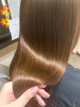 ハルジュヘアーリゾート(haruju HairResort)の写真/【hauju~HairResort~】本物志向の本物を知っている女性へ。貴女の理想のサロンはここにある。