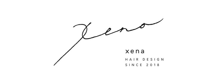 ジーナ(xena)のサロンヘッダー