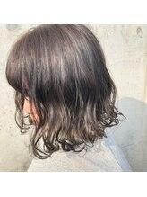 ヘア スペース メロウ(hair_mellow)赤みが出ずらい透明感抜群カラー