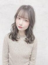 ヘアーラウンジ ボレロ 大宮東口店(hair lounge BOLERO)透明感×メルティカラー