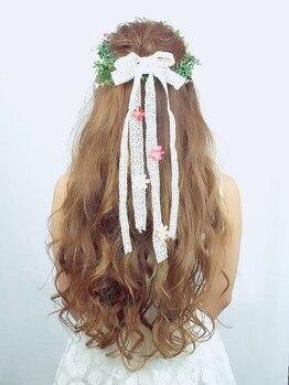 ルナクレセント (Luna crescent)の写真/京橋◆プチプラなのに絡みづらく長持ちするので大人気♪原色の種類も豊富!最高級人毛だからなじみやすさ◎