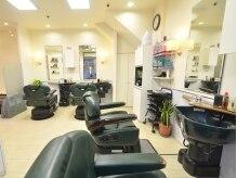 ヘアーサロン エイト(Hair Salon Eight)の雰囲気(清潔感のある、少人数理容室♪)